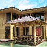 2 story house Italy