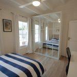 Bedroom white interior