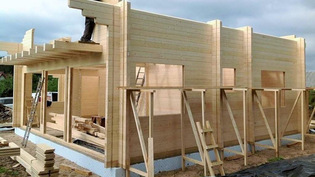 Building 2 storey house Europe