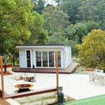 Entertainment cabin built in Central Coast NSW